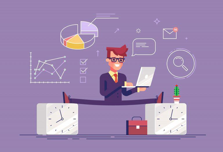 Master Productivity multitasking