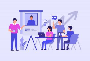 6 efficient ways to conduct remote team meetings with least wasted time