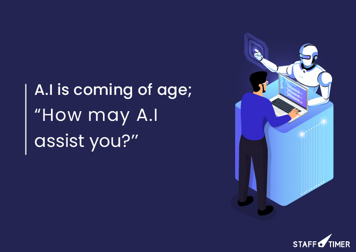 Artificial Intelligence is increasing Employee Productivity