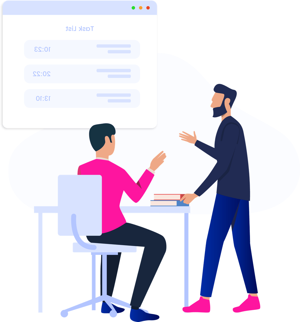 Tracking consultation businesses