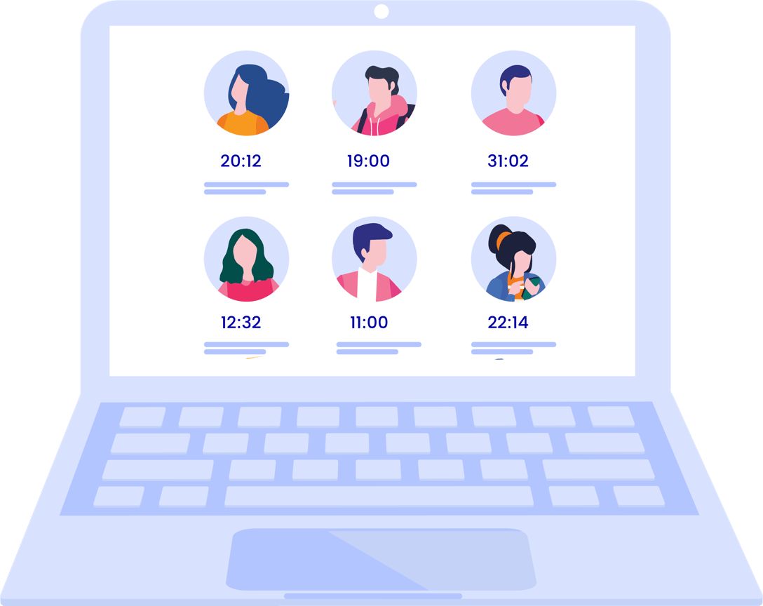Tracking solution for Freelancers