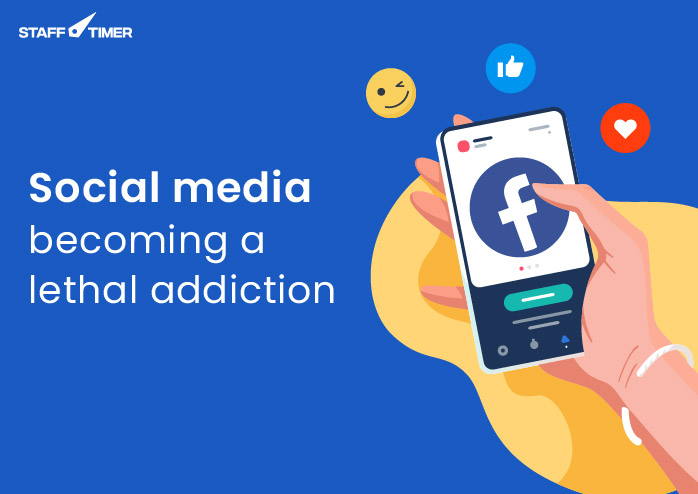 Social media becoming a lethal addiction