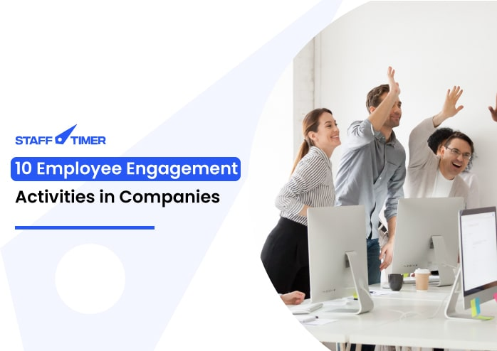 Employees engagement activities